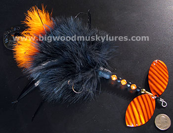 Big Wood Musky Lures Musky Fishing Fishing Lures